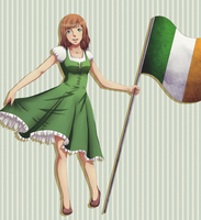 Cosplay  Ireland by Nonsense-chan