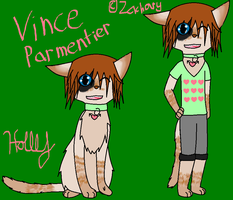 Vince by SiblingCrafterArtist