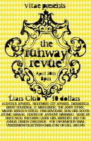 Runway Revue Poster by YouwithoutMe