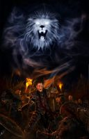 Lionheart by cylithera