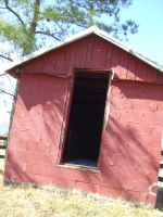 The Evil Dead-Esque Shed 2 by JennHolton