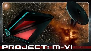 Project M-VI: Adrift by AbaKon