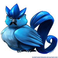 Fancy Articuno by slifertheskydragon