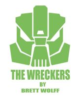 The Wreckers Faction Emblem by Altitron
