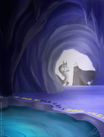 Divide: The Hidden Caverns by Artic-Blue