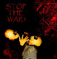 Stop the war by N-dolls