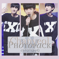 Photopack Chanyeol - EXO 016 by DiamondPhotopacks