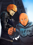 One punch man by Ralu11