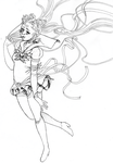 Bishoujo Senshi Sailor Moon (pose) by G-gG