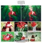 RedGreen Action by Sweety-Muffin by Sweety-Muffin