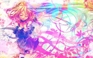IA Vocaloid - Colorful world# by GomiiWorld