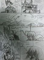 Fade Comic Page 4 by Agyron
