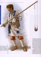 Roman Slinger 5th C. AD by Fall3NAiRBoRnE