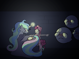What a Horrible Night for a Curse by Firgof