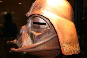 Darth Vader custom helmet - 01 by Gerk72