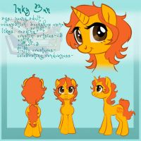 Ibupony charactersheet by Warwind