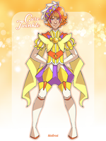 Male Cure Twinkle by hielorei