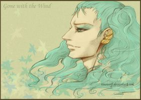 ::KHR:: Gone with the Wind by Beresclet