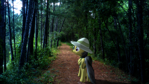A Stroll through the Woods by Nein-Skill