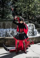 PAX Prime 2013 l Ruby Rose - RWBY by KimNguyxn