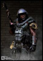 Future Soldier by CB-FX