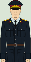 DDR - Fireservice General/Officer? by bar27262