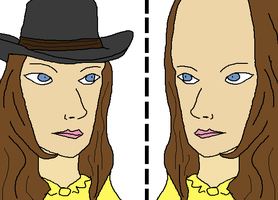 Cowboys and Aliens: Olivia Wilde by holdypause