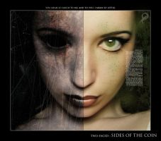 Two Faced : Sides of the Coin by daedal