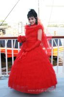 Lydia Deetz - cosplay cruise by Shirak-cosplay