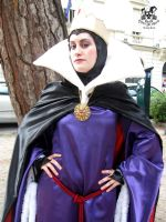 Evil Queen II by MiracoliCosplay