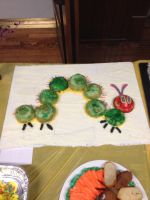 The Very Hungry Caterpillar by Simpsonsfanatic33