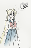 Feeling like Usagi by dessavk