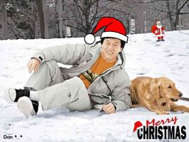 Have A Chan Xmas by danielcraggs