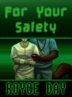 For your Safety - bookcover by Wazaga
