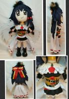 Prize: OC Dark Lovette MiniChibi Plush by mihijime