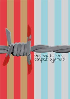 The Boy In The Striped Pygamas by MarcusMarrittArt