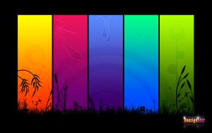 Rainbow Colours by leyah-lee