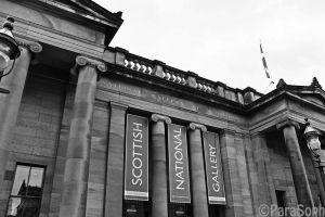 Scottish National Gallery. by ParaSoph