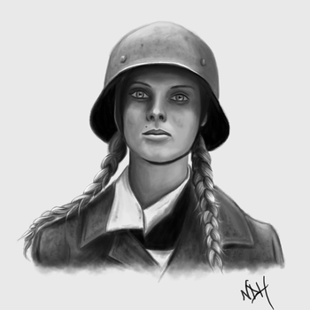Hitler-Jugend by NDHutchison