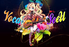 SeeU Wallpaper by Airumi-Dai