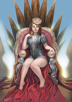 My Queen by ShadCarlos