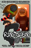 Radiohead Character ID by Zombie-Pacman