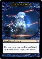Anime TCG: Distortion by AnimeMTG