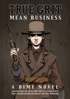 True Grit: Mean Business Cover by MrRiktus