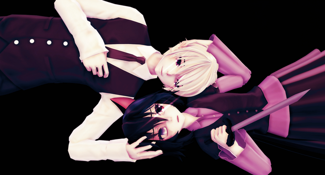 [MMD] The Horror of Our Love by traineeCross