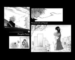 Dengeki Daisy- Funeral for a by HistoricalNote