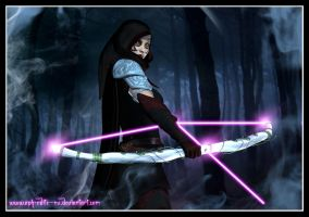 Nightsister Ranger by Aphrodite-NS