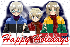 APH: Holiday Baltic Fluff by Rose-McSugar