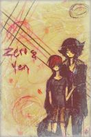 Zero and Ven [Frosted] by Seffen