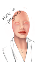 Work in progress .. by Christina-Y